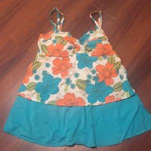 Women's Tankini Swimsuit 18W